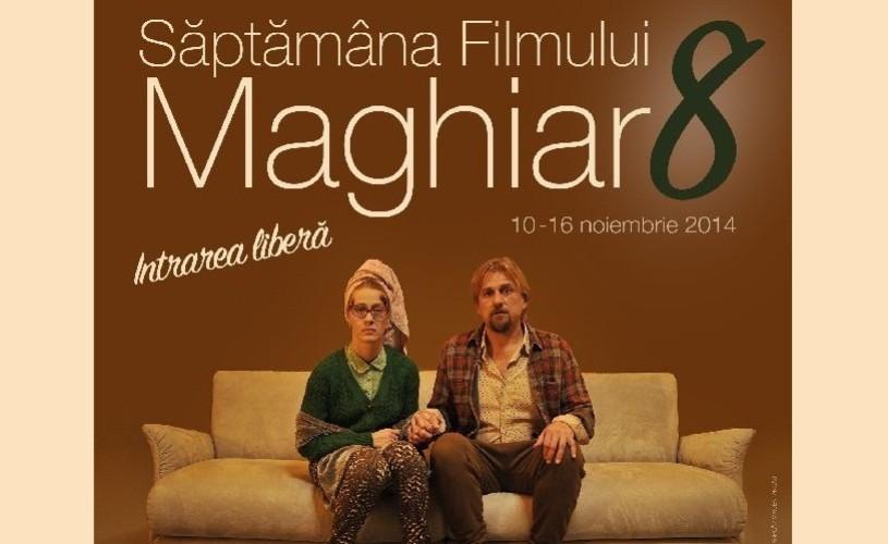 Saptamana Filmului Maghiar la Bucureşti, ediţia a 8-a
