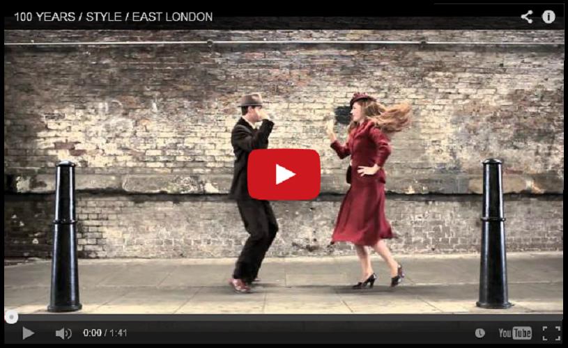 100 de ani de dans şi modă în 100 de secunde