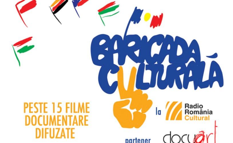 Docuart, parte din Baricada Culturală