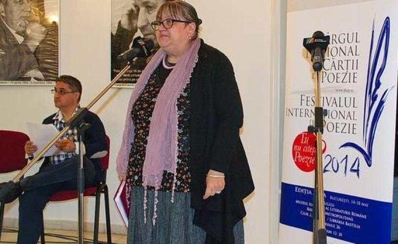Poeta Cornelia Maria Savu, găsită decedată, în locuinţa sa din Bucureşti