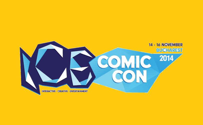 Ice Comic Con, în weekend, la Palatul Copiilor din Bucureşti