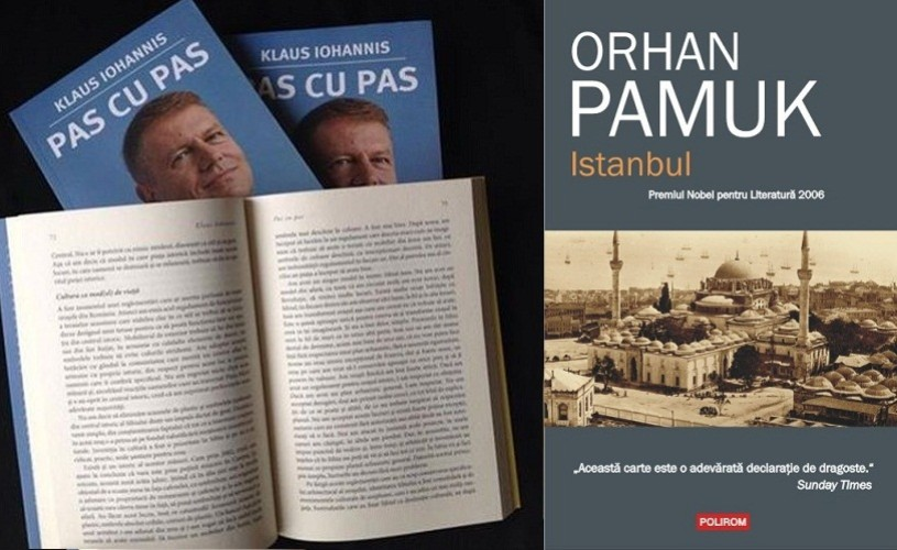 Iohannis, Pleşu, Pamuk & Murakami, la Gaudeamus 2014