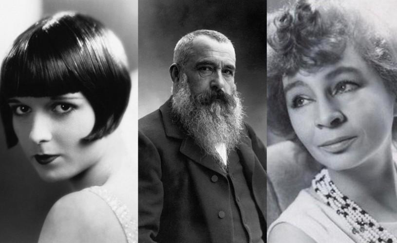 Louise Brooks, Claude Monet, Nineta Gusti – 14 noiembrie