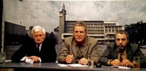 Porumboiu, Ujică, Caramitru şi Iliescu, în programul dedicat Revoluţiei, la TVR