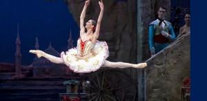 Alina Cojocaru, din nou pe scena Operei Naţionale, în premiera