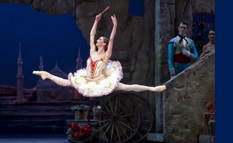 """Alina Cojocaru, din nou pe scena Operei Naţionale, în premiera """"La fille mal gardée"""""""