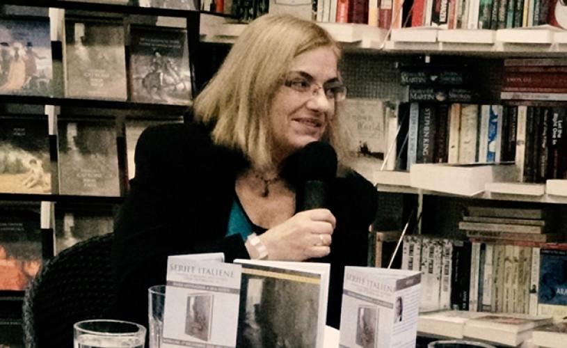Poezia italiană și cultura românească, la Librăria Humanitas