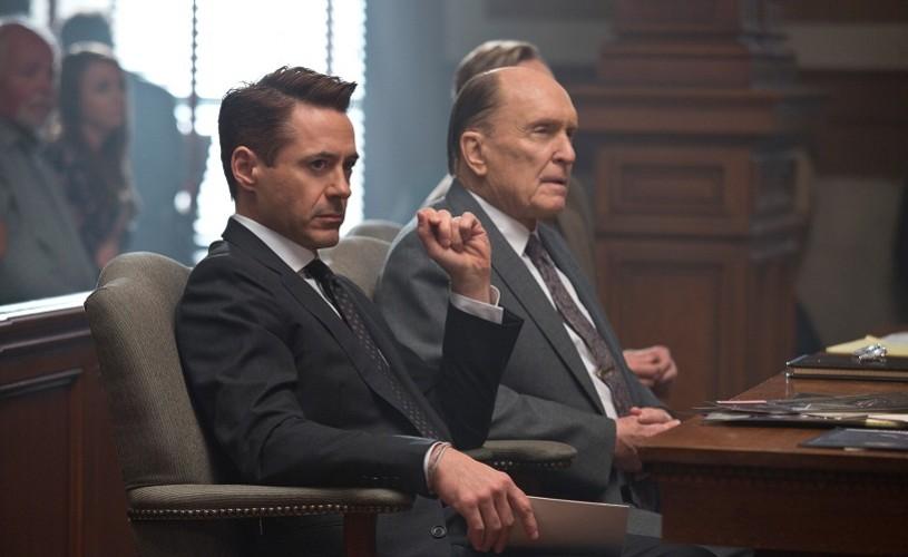 Robert Downey Jr. şi Robert Duvall, în Judecătorul