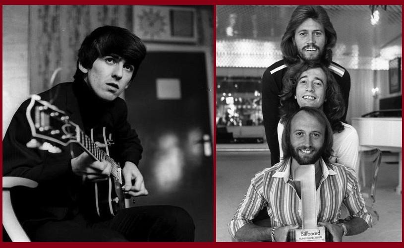 George Harrison şi The Bee Gees, premiaţi pentru întreaga carieră
