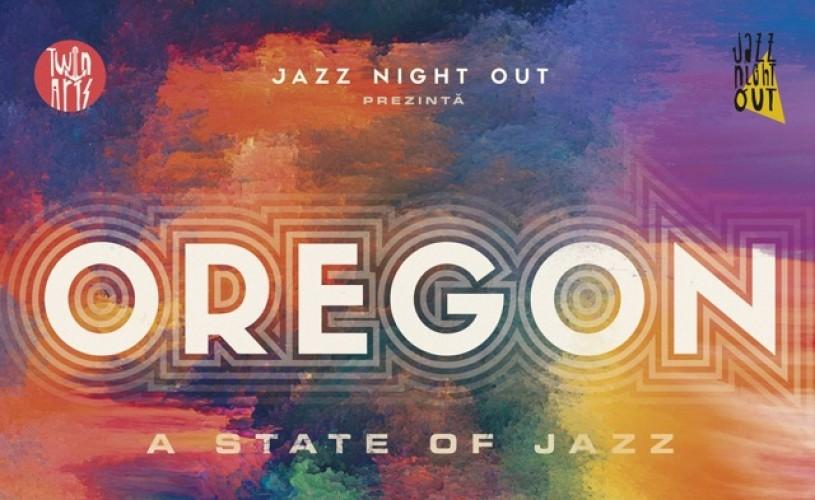 Oregon, în 2015, Jazz Night Out