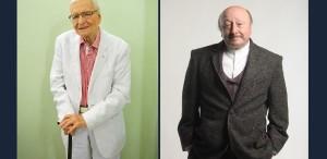 Radu Beligan şi Marin Moraru participă la a 54-a aniversare a Teatrului de Comedie