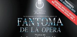 ,,Fantoma de la Operă