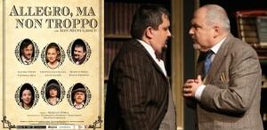 Allegro ma non troppo, de Ion Minulescu, în premieră la TNB
