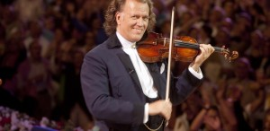Andre Rieu, şase concerte la Bucureşti în 2015