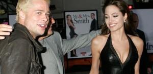 Brad Pitt, ameninţat cu internarea la dezalcoolizare de către Angelina Jolie