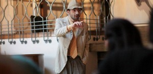 PAM-PAM, one man show de 25 de ore non-stop cu actorul George Constantinescu