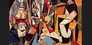 Picasso, nou record mondial de preţ - Les femmes d'Alger (Version