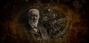 Jules Verne, cârligul  din  undița  literaturii universale
