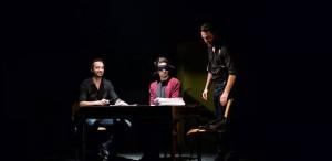 Omul-perna, la Godot Cafe Teatru