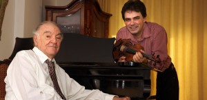 Beethoven, la Sala Radio - Integrala Sonatelor pentru pian şi vioară