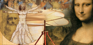 Leonardo Da Vinci. Curiozităţi despre viaţa şi opera sa