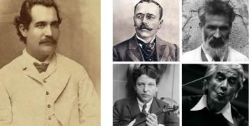 Zece povești inedite, cu Eminescu, Brâncuși, Caragiale și Enescu