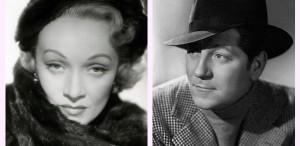 Marlene Dietrich şi Jean Gabin - pasiunea printre tunuri