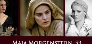 Maia Morgenstern, 53. La mulţi ani!