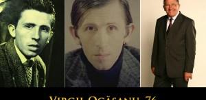 Virgil Ogăşanu, 76. La mulţi ani!