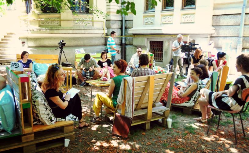 Gradina din Cărți s-a deschis la Grădina Botanică din București