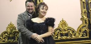 Tenorul Ştefan Pop şi soprana Elena Moşuc cântă în La Traviata, un spectacol de gală la Opera Aurora, Malta