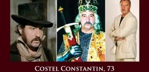 Costel Constantin, 73. La mulţi ani!