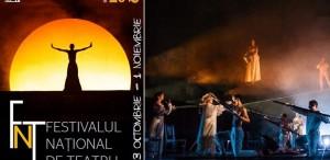 Număr record de spectacole la Festivalul National de Teatru 2015