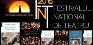 Lansări de carte în Festivalul National de Teatru