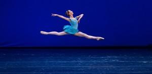 Premiera spectacolului de balet în două părţi