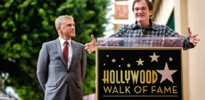 Quentin Tarantino va primi o stea pe Walk of Fame din Hollywood