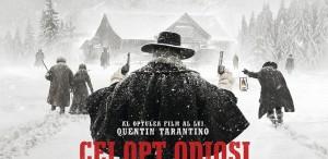 Cel de-al optulea film al lui Quentin Tarantino, din 15 ianuarie pe marile ecrane