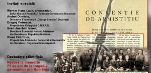 Cu faţa în spatele sârmei ghimpate... Deportarea etnicilor germani în URSS - o istorie documentară