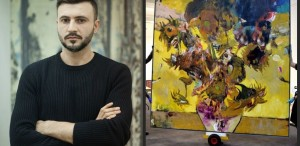 O pictură de Adrian Ghenie,  vândută în licitație cu prețul record de 3.117.000 de lire sterline