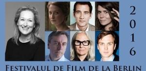 Juriul Festivalului de Film de la Berlin 2016