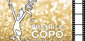 Nominalizările celei de-a 10-a ediții a Premiilor Gopo