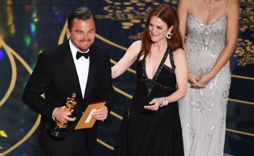 OSCAR 2016: Spotlight a câştigat marele trofeu. DiCaprio, cel mai bun actor…
