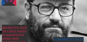 S-a stins din viaţă Umberto Eco! Scritorul italian avea 84 de ani