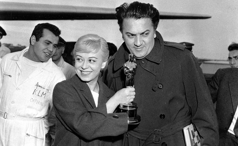 Giulietta Masina, Grigore Alexandrescu & Warhol