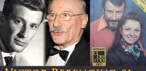 Victor Rebengiuc, 84!