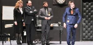 Teatrul Nottara promovează dramaturgia română contemporană