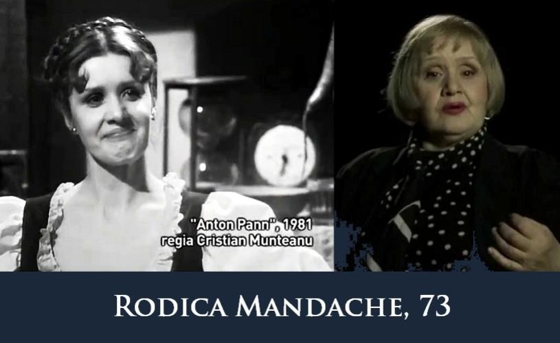 Rodica Mandache, 73