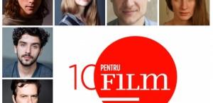 Actorii selectați în programul 10 pentru FILM la TIFF 2016