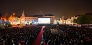 Un nou record la deschiderea TIFF: 3000 de spectatori în Piața Unirii din Cluj-Napoca