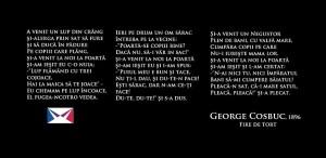 George Cosbuc, omagiat la Madrid